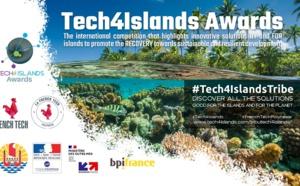 Les lauréats des Grands Prix Tech4Islands Océanie et Outre-mer 2020 sont présentés aux e-visiteurs - DR