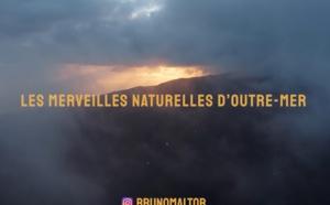 Les 7 merveilles naturelles d'outre-mer de Bruno Maltor ont été élues par ses abonnés - capture écran