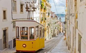 Vue de Lisbonne - Crédit photo : Depositphotos @mlehmann
