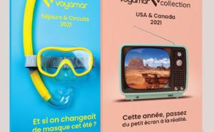 Voyamar adapte sa production et sort deux brochures été