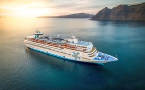 Celestyal Cruises dévoile la nouvelle date d'ouverture de sa saison 2021