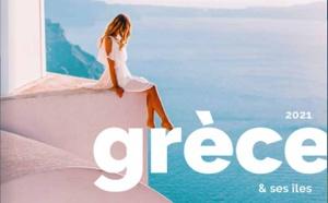 """Héliades sort sa brochure """"Grèce et ses îles"""""""