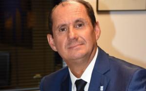 """Jean-Pierre Lorente : """"Je souhaitais du sang neuf pour mettre sur pied une nouvelle offre.  Désormais, l'entreprise s'appuie sur une équipe féminine renouvelée à 100% sur le busines travel au sein du management et du Mice, ainsi que dans le loisir et la communication.""""  - DR"""