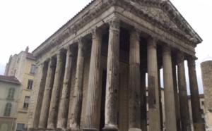 Vienne : le Temple d'Auguste et de Livie, source d'inspiration des capitoles américains