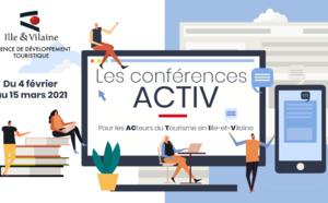 L'ADT d'Ille-et-Vilaine organise 6 conférences pour les pros du tourisme