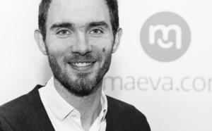 Nicolas Beaurain nommé directeur général de la Business Line Maeva