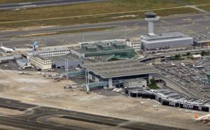 Aéroport de Bordeaux : le trafic chute de 70,6% en 2020