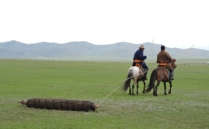 Découvrir la Mongolie via les bouquins