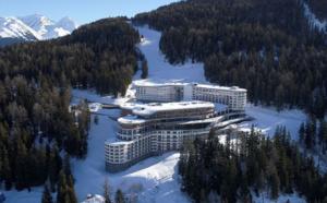 Le resort des Arcs Panorama dans la station des Arcs - Photo Club Med