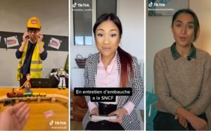 Réseaux sociaux : la SNCF va chercher des nouveaux talents sur ... TikTOk