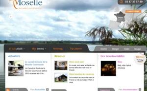 Moselle Tourisme lance une nouvelle version de son site Internet