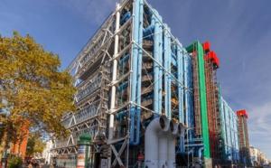 """Centre Pompidou : une fermeture pour trois ans car """"le bâtiment est en souffrance"""""""