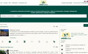 Ethik Hotels : la nouvelle plateforme pour les hébergements durables