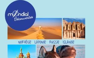 Mondial Découvertes 2021 : Mondial Tourisme étoffe sa production Europe du Nord