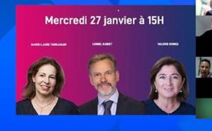 La visio des EDV Île de France sur les aides de l'État est disponible en replay !