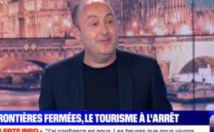 """Laurent Abitbol (Havas, Selectour) : """"Nous proposons le report et sinon le remboursement"""""""