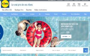 Résas Lidl : 64% des résas concernent des voyages en Europe (dont 40% en France)