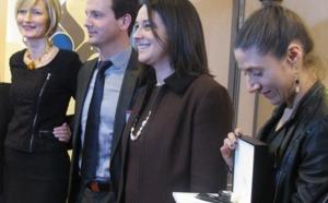 ADONET : Marion Tours (Le Point) remporte le prix Plumes d'Or de la Presse Tourisme