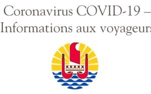 Polynésie française : fermeture des frontières aux voyageurs jusqu'au 31 mars 2021