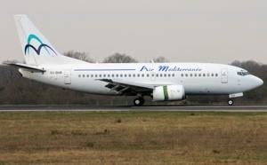 Lyon Saint-Exupéry : sortie de piste pour un A321 d'Air Méditerranée, pas de victimes