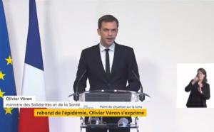 """France : """"Il est possible que l'on ne soit jamais reconfinés"""" selon Olivier Véran"""