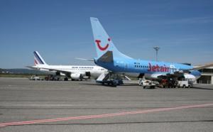 Toulon Hyères : forte croissance fin mars 2013 pour l'aéroport international
