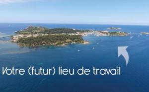 Les îles Paul Ricard recrutent plus de 300 saisonniers