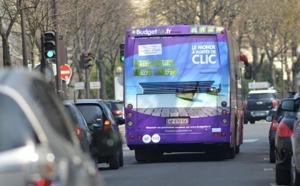 BudgetAir.fr : campagne d'affichage dans 4 villes françaises en avril 2013