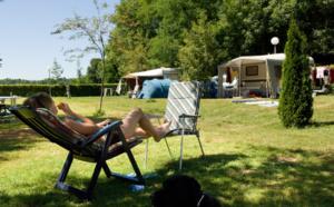 Les Français aiment le camping, surtout quand il est en bord de mer...