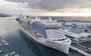 Le Costa Smeralda prêt à reprendre la mer dès le 27 mars 2021