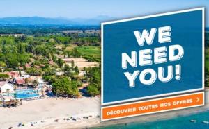 Campings-villages : plus de 1 100 emplois saisonniers à pourvoir chez Homair Vacances