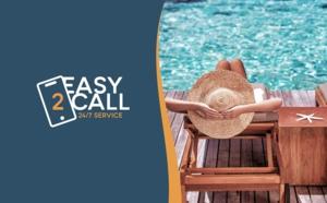 TourCom propose un nouveau service d'assistance aux voyageurs avec Easy2call