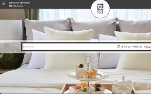 Capture écran TravelRoom © CDS Groupe