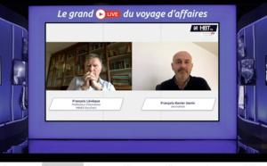 François Lévêque : les GAFAM et le business Travel