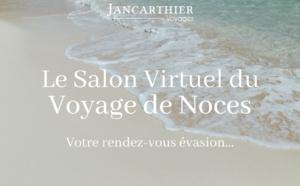Jancarthier organise le premier salon virtuel du voyage de noces