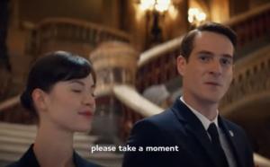 Air France dévoile son nouveau film de consignes de sécurité à bord
