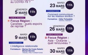 Les Ateliers d'IFTM : huit nouveaux rendez-vous en mars 2021