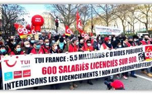 La CGT TUI France appelle à la mobilisation le 2 mars