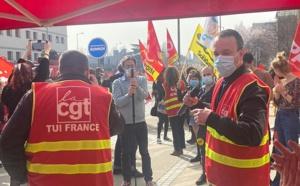 Annulation du PSE de TUI France : la décision connue d'ici le 23 mars 2021
