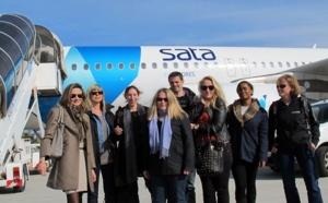 SATA Internacional : le 1er vol direct CDG-Açores s'est posé vendredi à Ponta Delgada