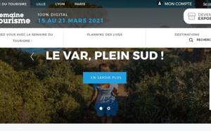 Salon Mondial du Tourisme et Destinations Nature lancent la Semaine du tourisme