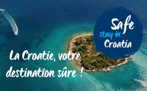 "Croatie : qu'est-ce que le label ""Safe Stay in Croatia"" ?"