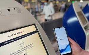 Passeport sanitaire : AOKpass veut en finir avec la falsification des tests et créer un standard international