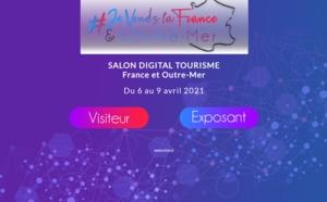 OUVERTURE DES INSCRIPTIONS JVFOM - 1er Salon Digital #JeVendsLaFrance et l'Outremer