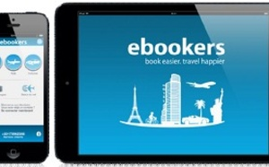 eBookers lance son application de voyage tout-en-un
