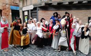 Guides-conférenciers : frissons, Cluedo, théâtre et légendes… une autre façon de découvrir le Tarn