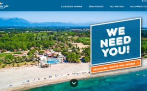 Emploi : Homair lance sa campagne de recrutement pour l'été