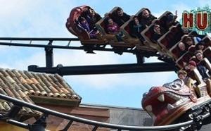 Belgique : +20 % de visiteurs au Bellewaerde Park pour le début de la saison 2013