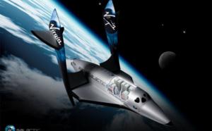 Dernière ligne droite : Virgin Galactic réussit son premier test moteur en vol !