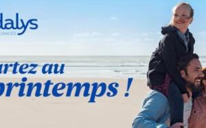 Vacances de Printemps : Odalys lance deux offres à tarifs uniques